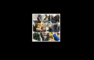 collage foto del corso