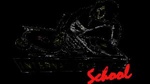 Logo International dj school