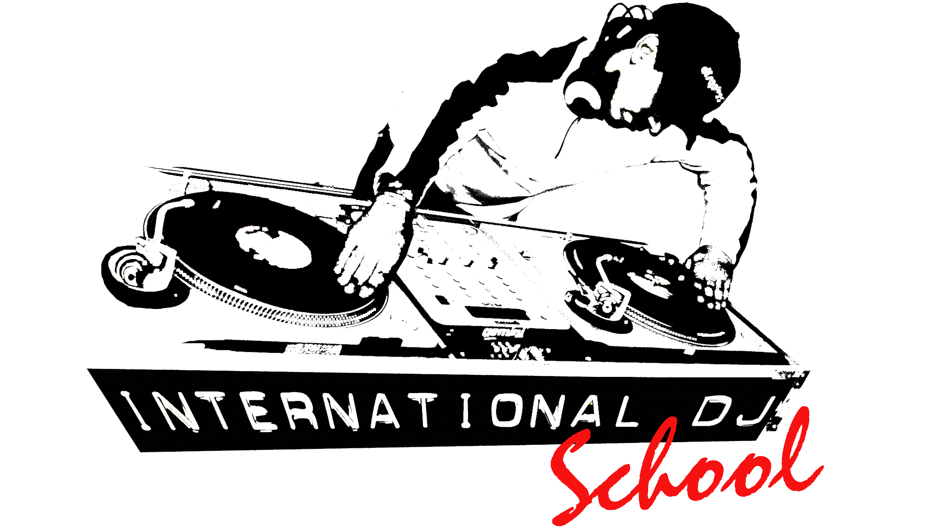 Logo International dj school