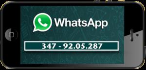 contatti telefonici e WhatsApp